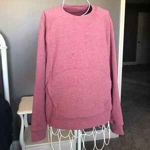 Lululemon scuba crew sweatshirt (size 6)